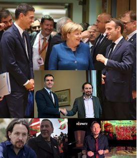 Sánchez y Podemos alcanzan preacuerdo para formar gobierno en España